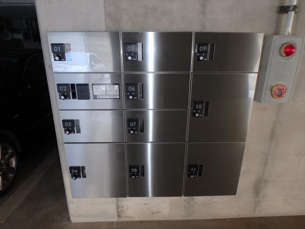 (6)宅配BOX設置工事3