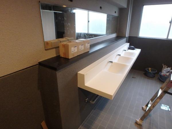 (9)トイレ洗面取付1