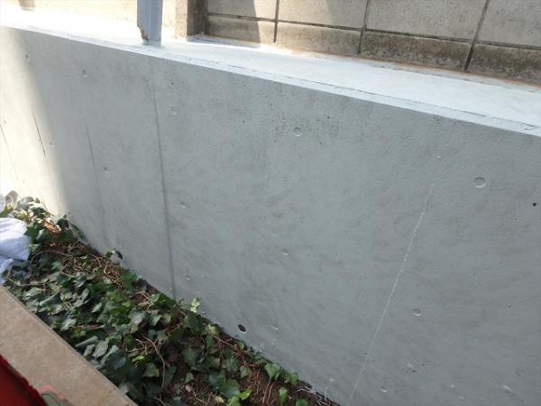 (9)外溝塗装作業3