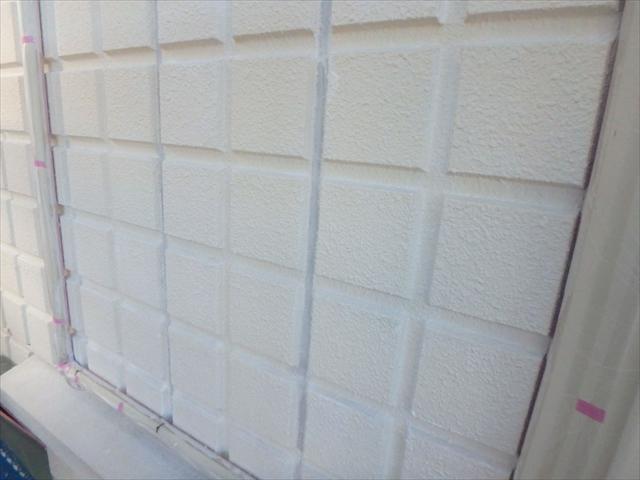 10.A棟 外壁下塗り工事3