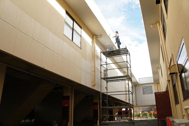13.A棟 外壁塗装1