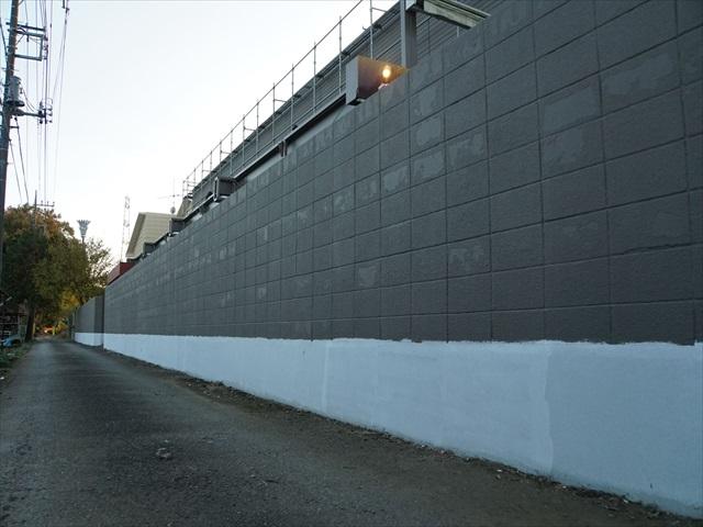 7.外塀上塗り塗装