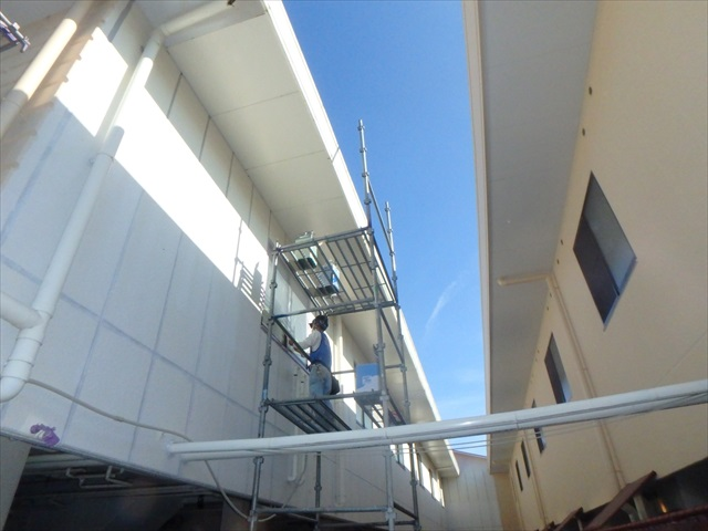 9.B棟 外壁塗装1