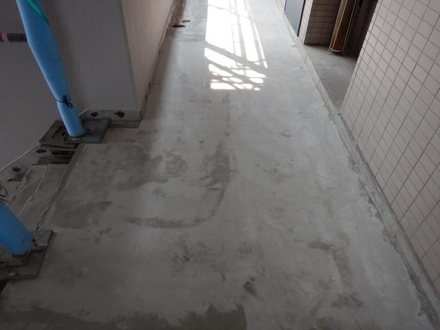 11.廊下床下地補修2
