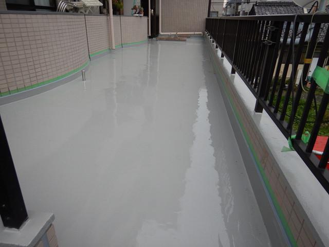 11.2階ルーフバルコニー防水