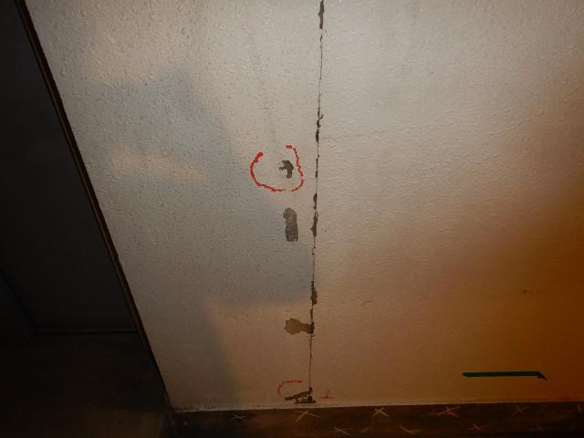 14.外壁クラック、欠損
