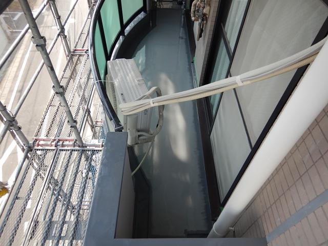 2.バルコニー防水