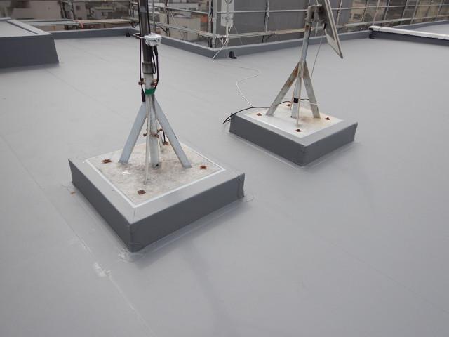 2.屋上シート防水2