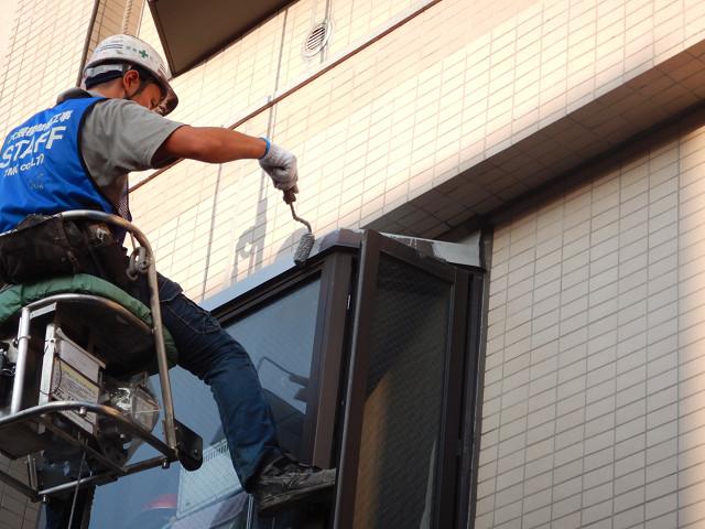 2.西面出窓天端防水2