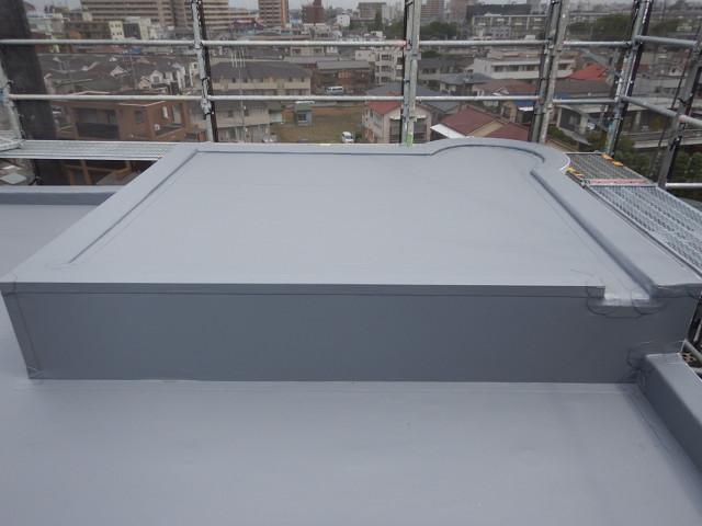 3.屋上シート防水3